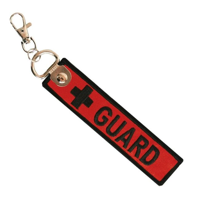 Guard Bag Tags