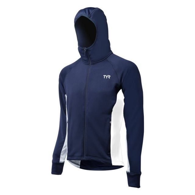 TYR Men's Alliance Victory Warm Up Jacket