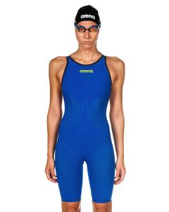 Arena Carbon Air 2 Open Back-Electric Blue/Dark Grey/Fluo Yellow-22