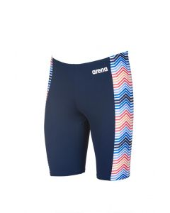 Arena Multicolor Stripes Jammer