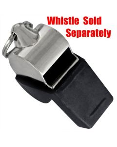 Rubber Tip Whistle Guard