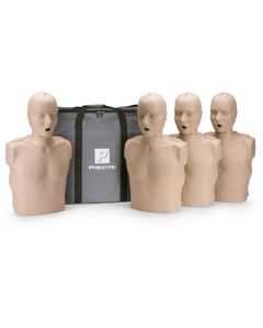 Prestan Adult Manikins 4-pack without CPR Monitor