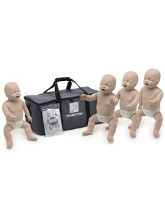 Prestan Infant Manikins 4-pack with CPR Monitor