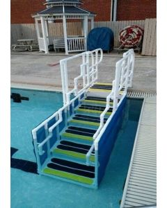 Aquatrek ADA Ladder 6-Tread