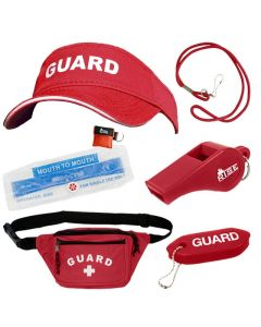 Lifeguard Visor Kit