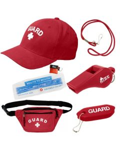 Lifeguard Hat Kit