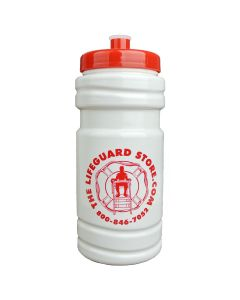 Small Lifeguard Water Bottle, 20 oz