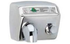Hand Dryers Model A - Recessed/Swivel