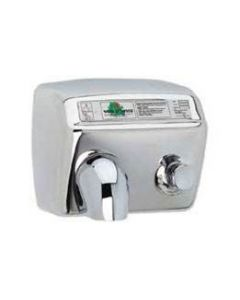 Hand Dryers Model A - Recessed/Fixed
