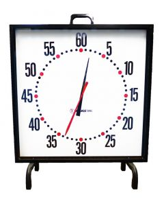 "30"" Battery Maric Pace Clock"
