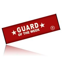 Guard of the Week Sleeve