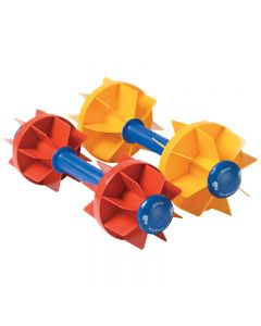 Kiefer Water Workout Dumbbells - Pair