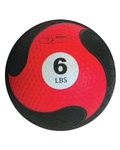 6lb. Fitball Deluxe Medicine Ball