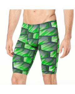 Speedo Shell Shock Jammer-Blue/Green-22