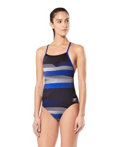 Speedo The Fast Way Crossback-Speedo Blue-20