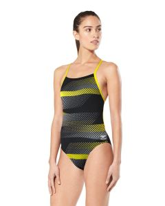 Speedo The Fast Way Crossback-Speedo Yellow-20