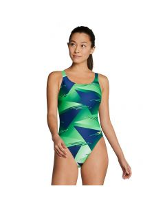 Speedo Lane Game Super Pro-Blue/Green-20