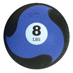 8lb. Fitball Deluxe Medicine Ball