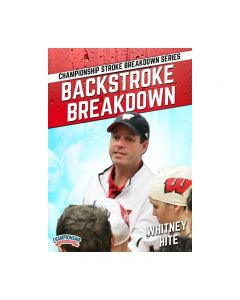 Championship Stroke Breakdown Series: Backstroke Breakdown