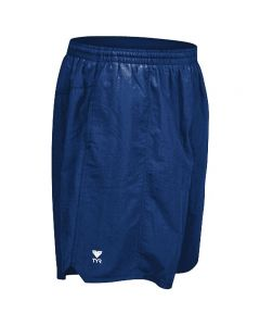 TYR Classic Deck Short - Color - Navy,Size - Small