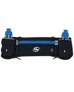 Galaxy Sport Hydration Running Belt With Water Bottles