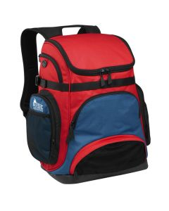 RISE Pro Team Backpack-Red/Navy-Yes