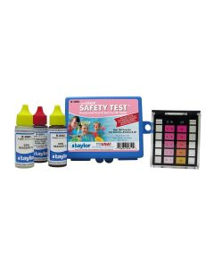 Taylor 1001 Safety Test Kit
