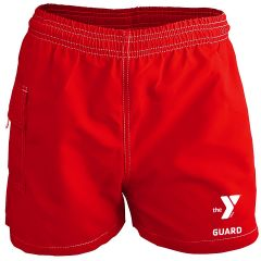 YMCA Guard Female Board Short
