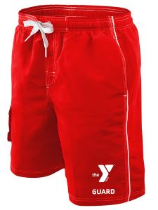 YMCA Guard Boardshort