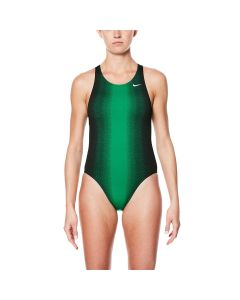 Nike Fade Sting Performance Fastback One Piece-Court Green-20