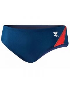 TYR Alliance Splice Racer - Color - Navy/Red,Size - 24