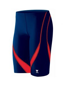 TYR Alliance Splice Jammer-Navy/Red-22