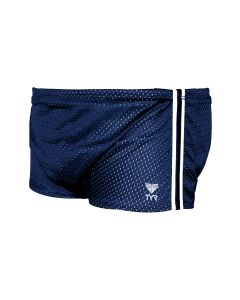 TYR Poly Mesh Trainer Drag Suit - Color - Navy,Size - 28