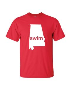 Swim Alabama Short Sleeve Tee