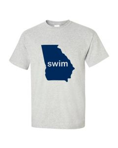 Swim Georgia Short Sleeve Tee
