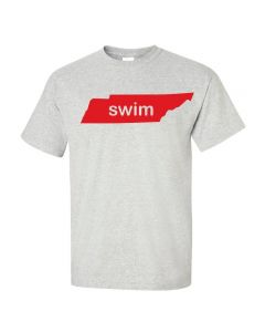 Swim Tennessee Short Sleeve Tee