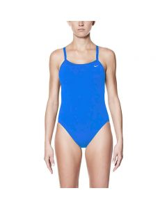 Nike Poly Core Solid Lingerie Tank - Color - Game Royal,Size - 20