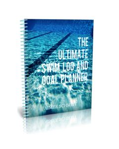 The Ultimate Swim Log and Goal Planner