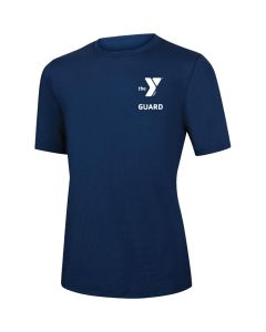 YMCA Guard Short Sleeve Rashguard
