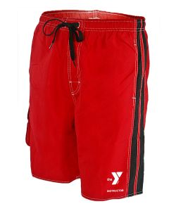 YMCA Instructor Splice Board Short
