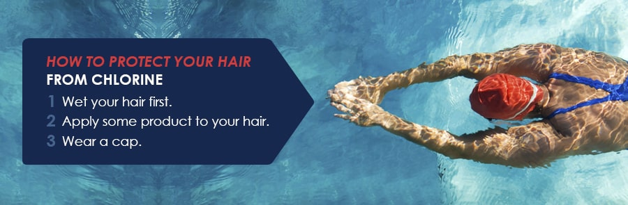 How to Protect Your Hair From Chlorine