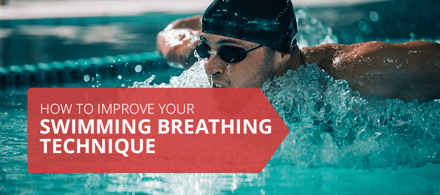 How to Improve Swimming Breathing Technique